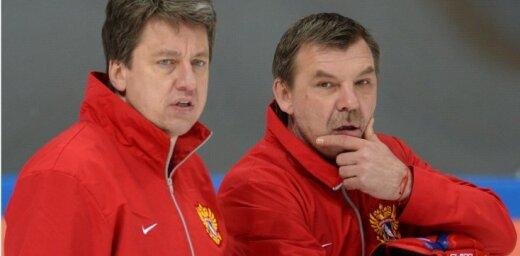 Znaroks oficiāli apstiprināts par Sanktpēterburgas SKA galveno treneri, Vītoliņš – palīgs