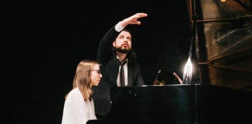 Юных пианистов приглашают на мастер-классы Дмитрия Башкирова и Андрея Осокина