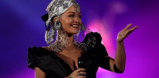 Pasaules slavenā popdīva Rita Ora šovasar viesosies Latvijā