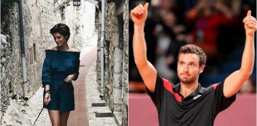 Российская модель объявила о помолвке с Эрнестом Гулбисом