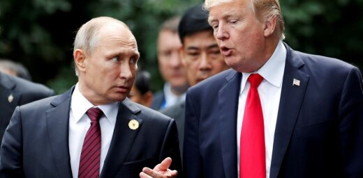 Константин Эггерт. Почему Путин не боится санкций Трампа