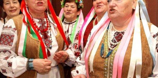 Fotoreportāža: Ar dziesmām un dejām aizvadītas ukraiņu kultūras dienas