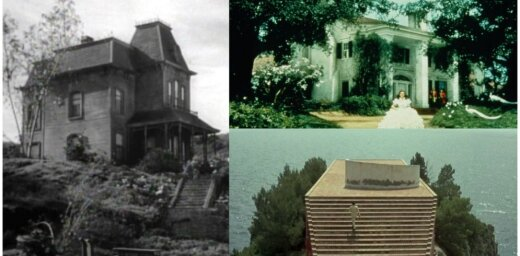 Arhitektūra un lielais ekrāns. 10 slavenas mājas kino vēsturē