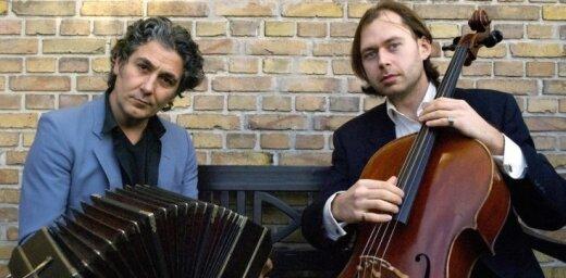 Noslēdzies konkurss par 'Russo & Vilensky' koncertu!