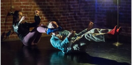 Teātra muzejā varēs noskatīties krievu horeogrāfu laikmetīgās dejas izrādi 'Šķirsts'
