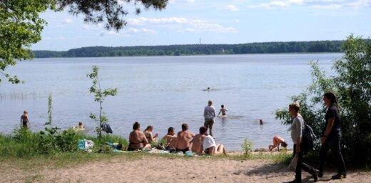 Vairākas Rīgas pludmales nav pieejamas invalīdiem