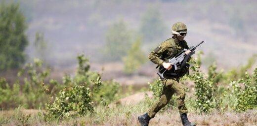 Литовская армия в восемь раз переплатила за вилку, дуршлаг и точилку