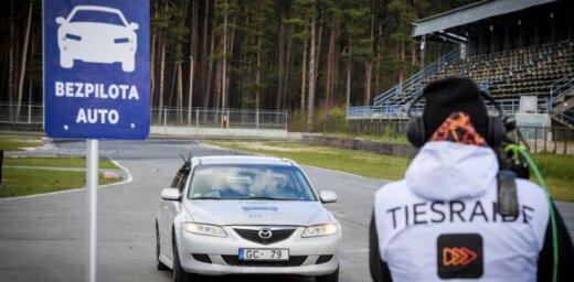 Apstiprinātas automatizētu transporta līdzekļu tehnoloģiju testēšanas vadlīnijas Latvijā