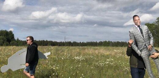 'Transleiteris' noliek pie vietas lecīgas ASV radio zvaigznes
