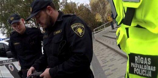 Imantā skolnieks izglītības iestādē ierodas ar 'airsoft' pistoli