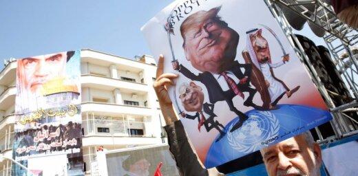 Страны ЕС ведут переговоры с США о ядерной сделке
