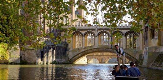 Vasaras skola Kembridžā – labākais veids angļu valodas apgūšanai un noslīpēšanai