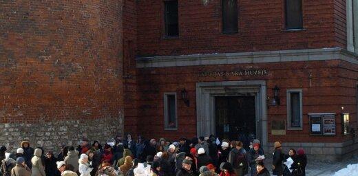 Vai zinājāt, ka Rīgas centrā ir 'akmens zoodārzs'? (video)