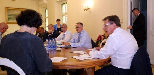 Коалиция не возражает против перевода образования на латышский язык