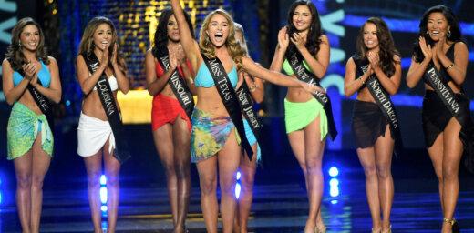 'Mis Amerika' dalībniecēm vairs nebūs jādefilē peldkostīmos