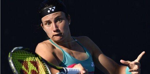 Севастова впервые пробилась в четвертьфинал турнира в Дубае