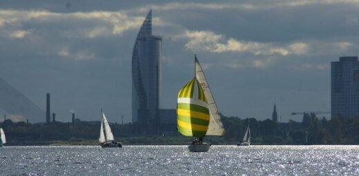 Rīgas jahtklubs slēdz sezonu