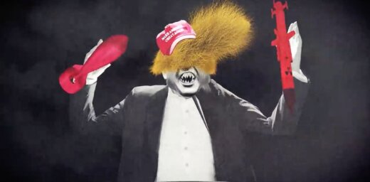 Noskaties! 'Green Day' jaunā videoklipā kritizē politisko stāvokli ASV