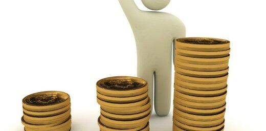 Kopējie nodokļu parādi Latvijā oktobra sākumā – 1,133 miljardi eiro