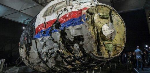 Катастрофа MH17: как менялись версии российских СМИ
