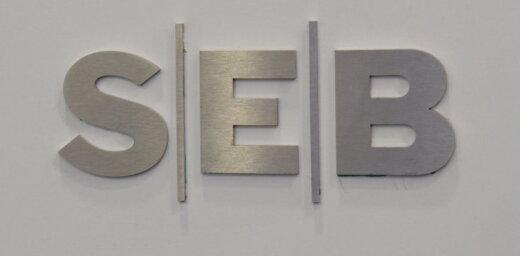 Nedēļas nogalē nebūs pieejama SEB internetbanka un citi pakalpojumi