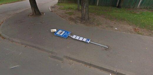 'Google Street View' neparastie attēli Latvijā – ceturtā diena