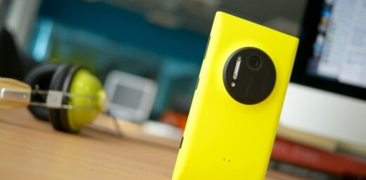 41 megapikseļa viedtālrunis 'Nokia Lumia 1020' pieejams Latvijā (+FOTO)
