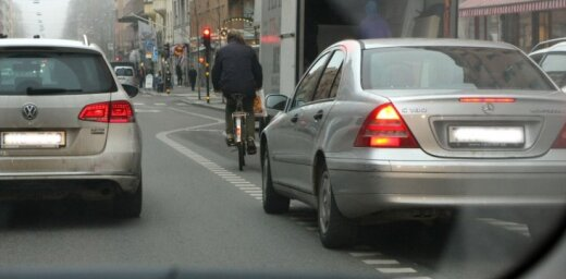 Lasītājs: Ar ko atšķiras Stokholmas un Rīgas veloceliņi (+ foto)
