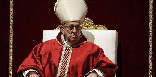 Рига выделит 233 тысячи евро на подготовку к визиту папы Римского