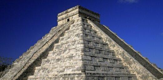 maiju civilizācija