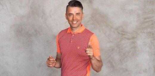 Dziedātājs Ivo Grīsniņš-Grīslis nomet 12 kilogramus liekā svara un ir gatavs pludmales sezonai