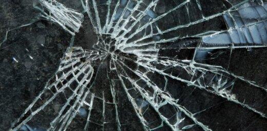 На Via Baltica за день случилось несколько аварий, среди пострадавших есть дети