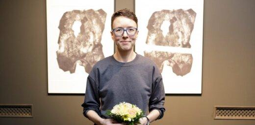 Mūkusalas Mākslas salons rīko tikšanos ar Ausmu Šmiti