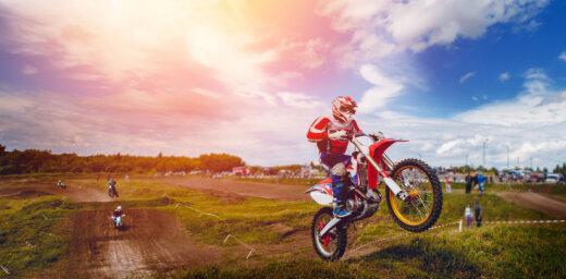 Motokrosa pasaules čempionāta Latvijas posms jaunajā sezonā risināsies jūnija vidū