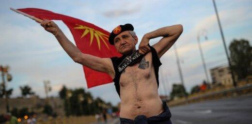 Maķedonijas nosaukuma maiņa: prezidents negrib piekāpties un draud neparakstīt vienošanos