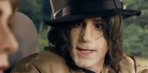 Fanus satrauc Maikla Džeksona atveidojums TV filmā
