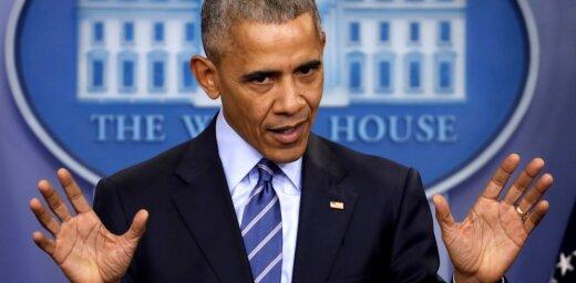 Максим Артемьев. Смелость хромой утки. Как Обама решил наказать ГРУ, ФСБ и Трампа
