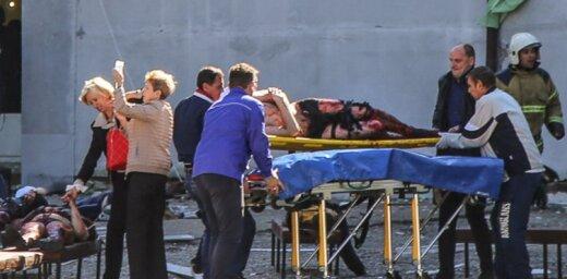 Массовое убийство в Керчи — среди самых кровавых в учебных заведениях в мире