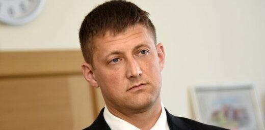 Zeltiņš apstiprināts Rīgas brīvostas pārvaldnieka amatā