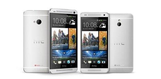 'HTC' viedtālruņu klāstu papildina 'HTC One mini'