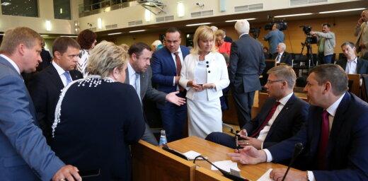 LŽA aicina Rīgas domi pārtraukt žurnālistu darba ierobežošanu