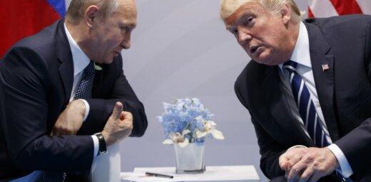 Стало известно о негласной встрече Трампа и Путина в рамках G20