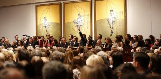 Spānijas policijai izdevies atgūt trīs nozagtās Bēkona gleznas