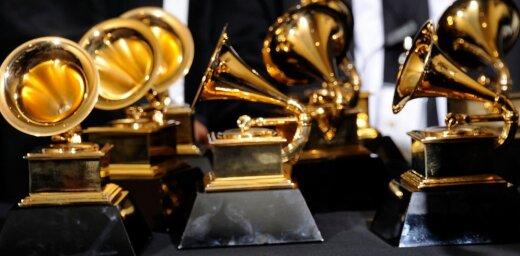 Ņujorkā pasniegs ikgadējās 'Grammy' balvas