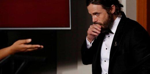 Keisijs Afleks atsakās pasniegt 'Oskara' balvu