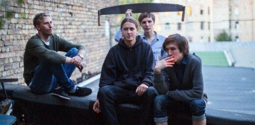 Noklausies! Grupa 'Židrūns' publicē jaunu albumu un singlu 'Varat cerēt'