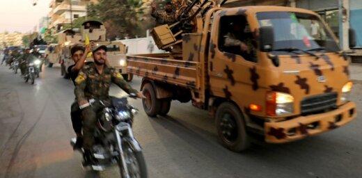 Kurdu spēki negrasās Sīrijas ziemeļus nodot Bašara al Asada rīcībā