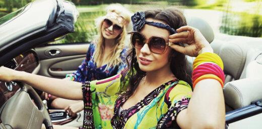 Выяснено, чего больше всего за рулем боятся латвийские женщины