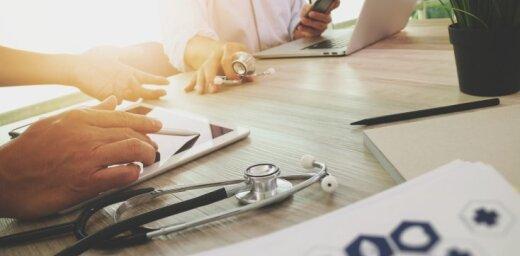 Ārsts liek maksāt par reģistratūrā atstātu recepti, ziņo lasītājs