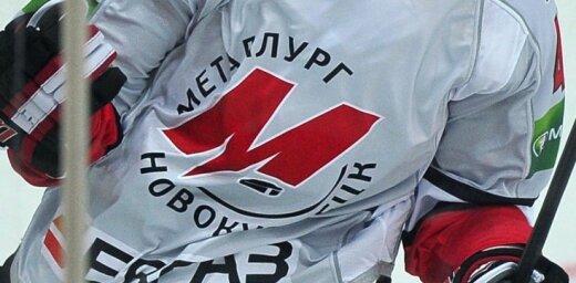 KHL pamet arī Novokuzņeckas 'Metallurg'